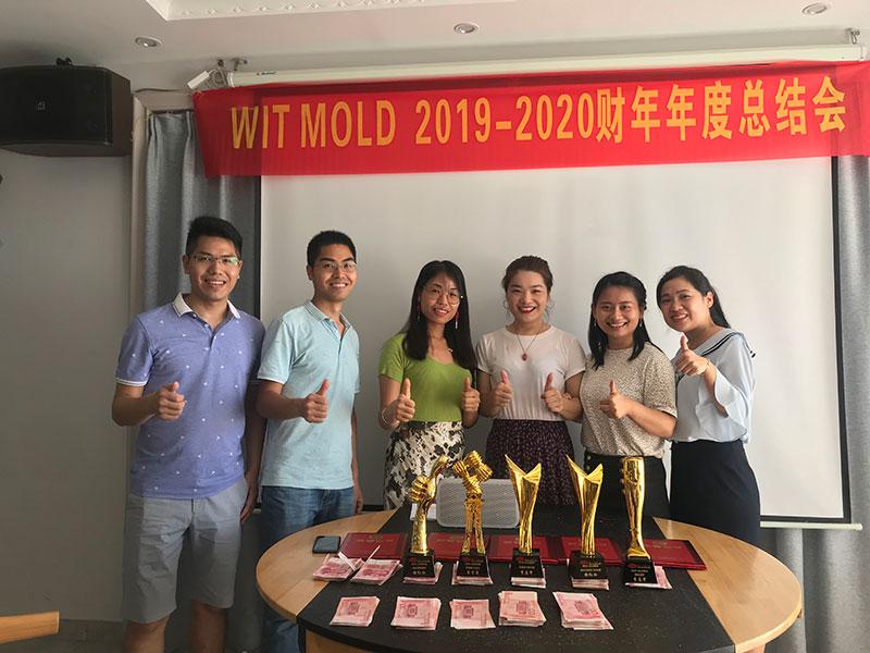 wit mold sales team